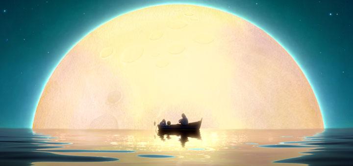 La Luna de Pixar