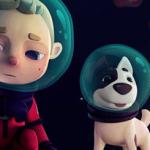 Spacebound, un corto de animación que no te deja muy animado ¿o sí?