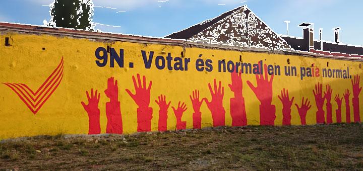 El 9N votarem la consulta