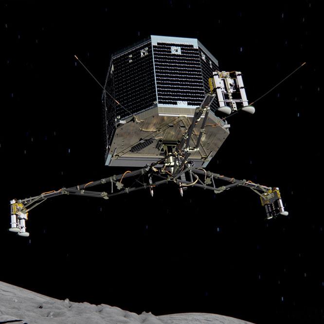 Rosetta-Philae-sonda