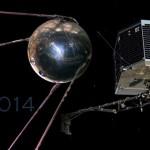 La sonda Rosetta logra que 'Philae' aterrice sobre un cometa