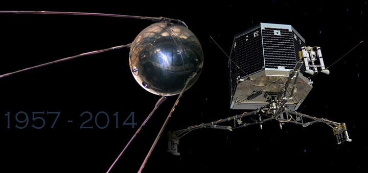 Sputnik-a-Philae