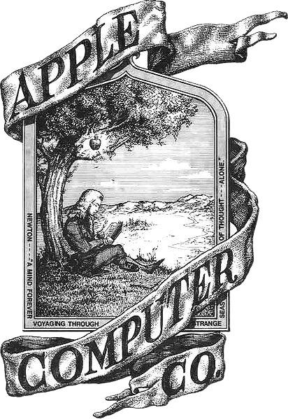 Frustrado primer logo de Apple