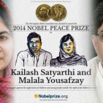 Premio Nobel de la Paz 2014 para Malala y Satyarthi