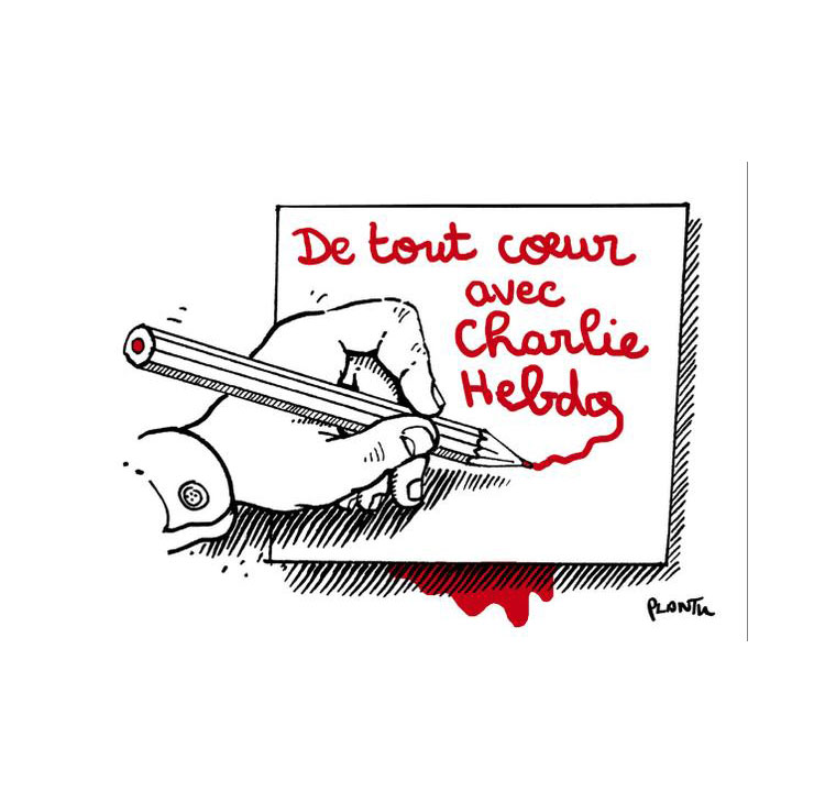 CharlieHebdo caricatura solidaria 4