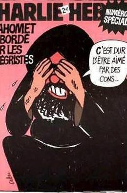 Portada Charlie Hebdo 1