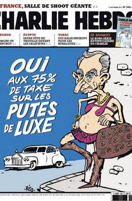 Portada Charlie Hebdo 4