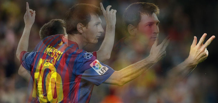 Messi-record&Hat-Tricks